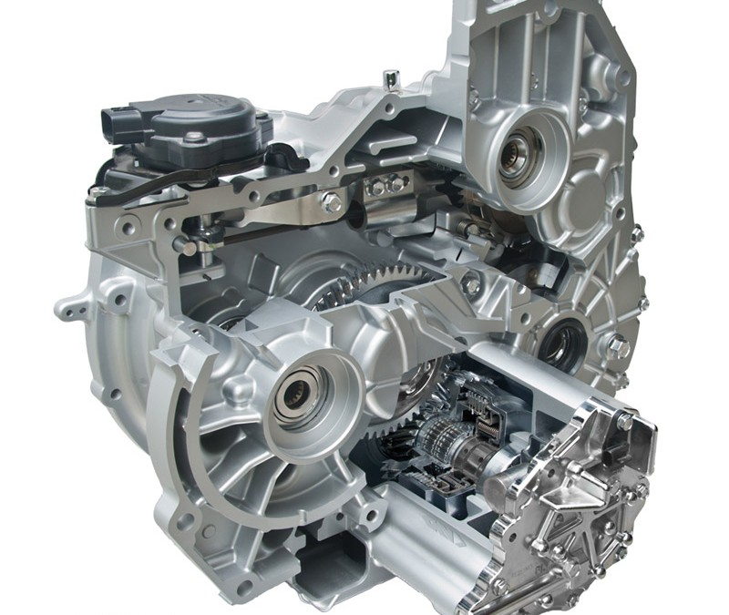 GKN's eTransmission to Debut in Mitsubishi Outlander PHEV at Frankfurt