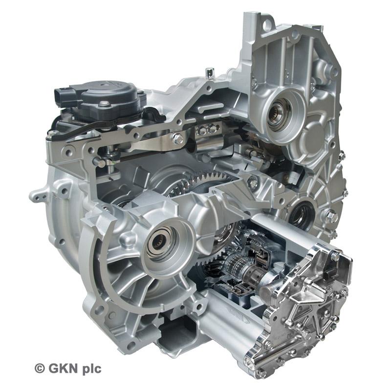 GKN Multi-Mode eTransmission