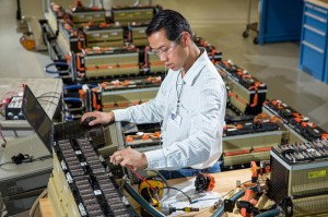 General Motors triples size of Global Battery Systems Laboratory