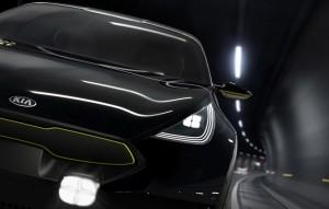 Kia Niro Hybrid Concept unveiled at 2013 IAA Frankfurt Motor Show
