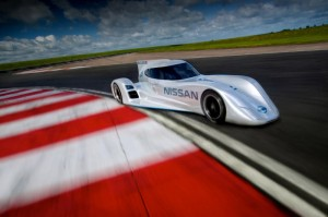 Nissan ZEOD RC electric racing car