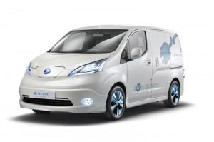 Nissan e-NV200 electric van