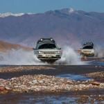 Range Rover Hybrid Silk Trail Update