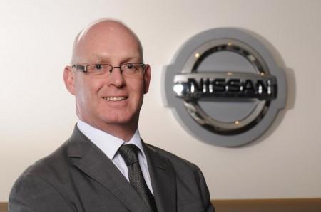 Trevor Mann, Nissan Executive Vice President