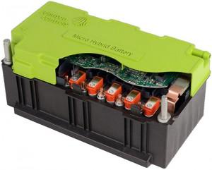 Varta Micro Hybrid Battery
