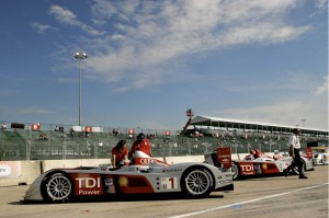 Audi's latest race in Texas dates back to 2007
