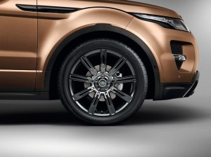 GKN Driveline to work with Jaguar Land Rover on the Range Rover Evoque_e powertrain