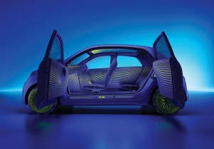 Renault Twin'Z Electric Car Concept