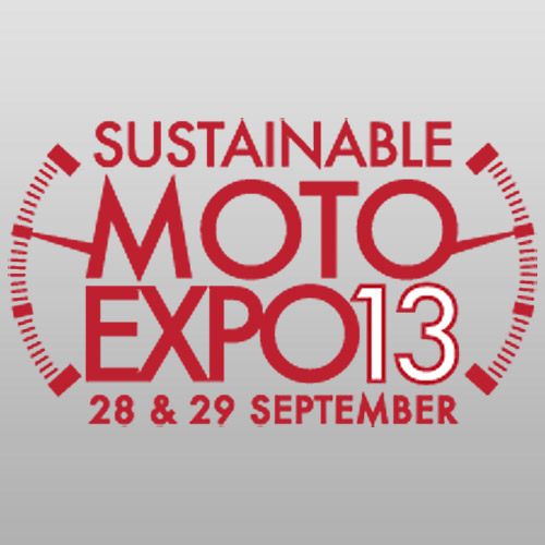 Sustainable MotoExpo Logo