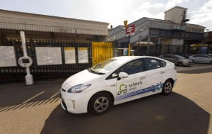Norman Baker launches new transport initiative with Toyota Prius Plug-in for Co-wheels