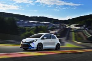 Toyota Yaris Hybrid-R reveal