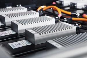 Zero Carbon Futures - Battery close up