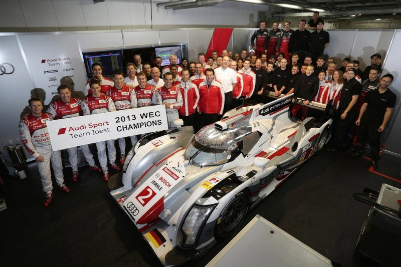 Audi Wins WEC