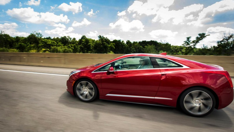 Cadillac ELR Drive