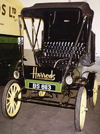 Michael Ward 1901 Waverley Electric