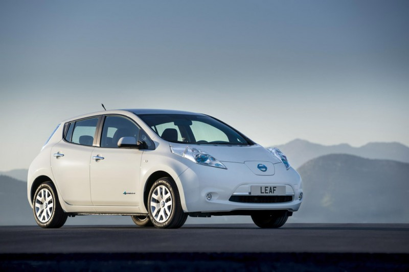Nissan LEAF to star at East Winds Film Festival