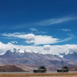 Range Rover Hybrids Complete Silk Trail 2013