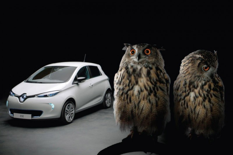 Renault Sponsors Jonathan Ross - Renault Zoe