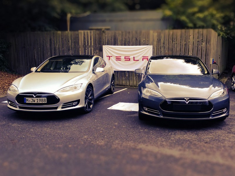 Tesla Motors Get Amped Tour