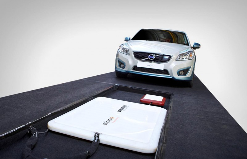 Volvo Wireless Charging