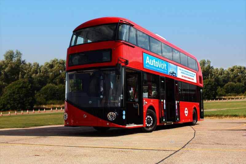 Hybrid Bus