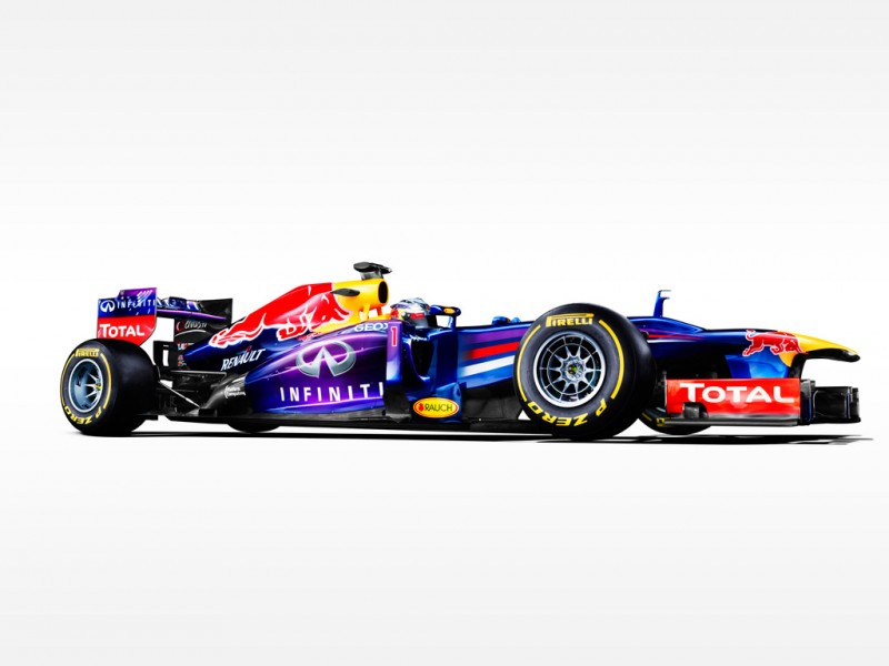 Infiniti Red Bull Racing Assembly
