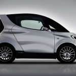 Yamaha MOTIV.e Side View