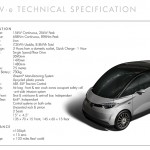 Yamaha MOTIV.e Technical Specification