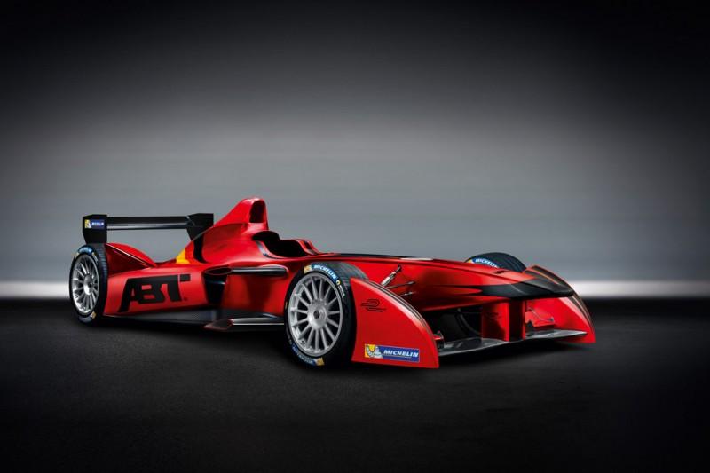 Audi Sport ABT FIA Formula E