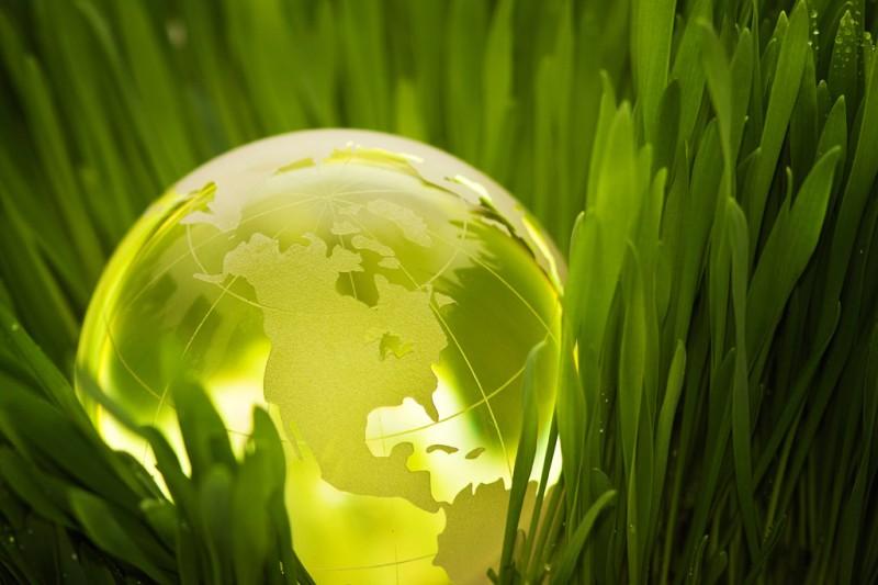 ERDF Grant - green earth image