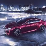 Lexus RC Coupe Hybrid