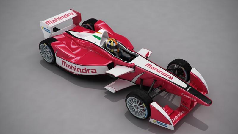 Mahindra Racing FIA Formula E