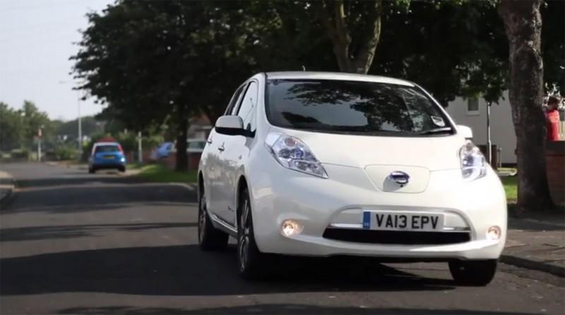 Nissan Leaf - Phoenix Taxis