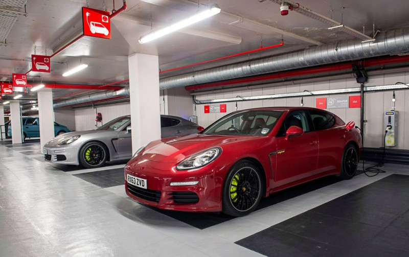 Porsche Panamera S E-Hybrid Gains OLEV approval