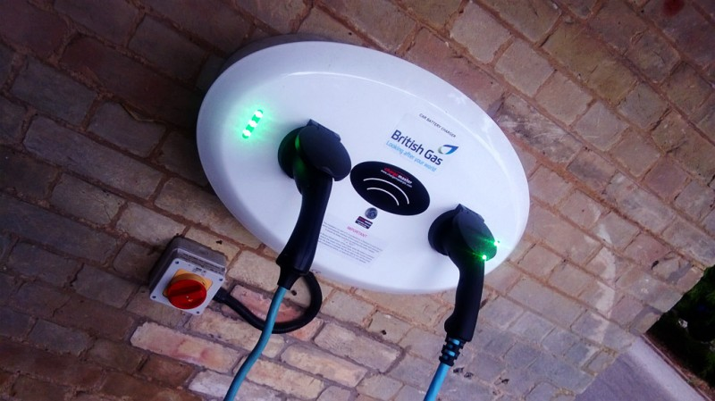 RSPB Charging Points