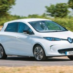 Renault ZOE electric car