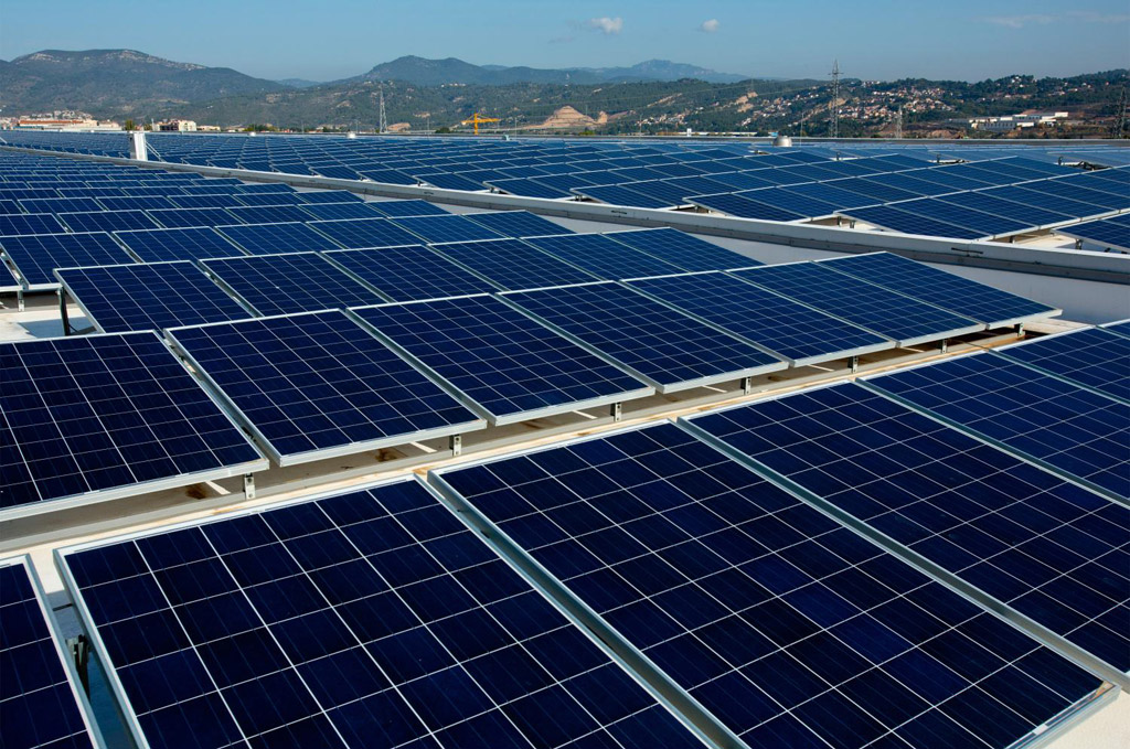 Largest Solar Panel Installation In The Motoring Industry