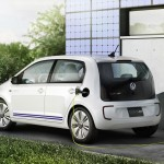 VW twin-up! plug-in hybrid concept