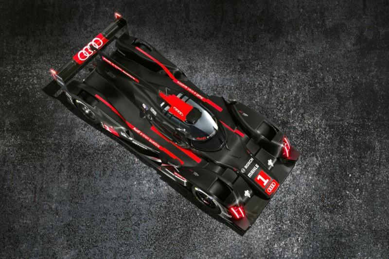 Audi Sport R18 Hybrid 2014