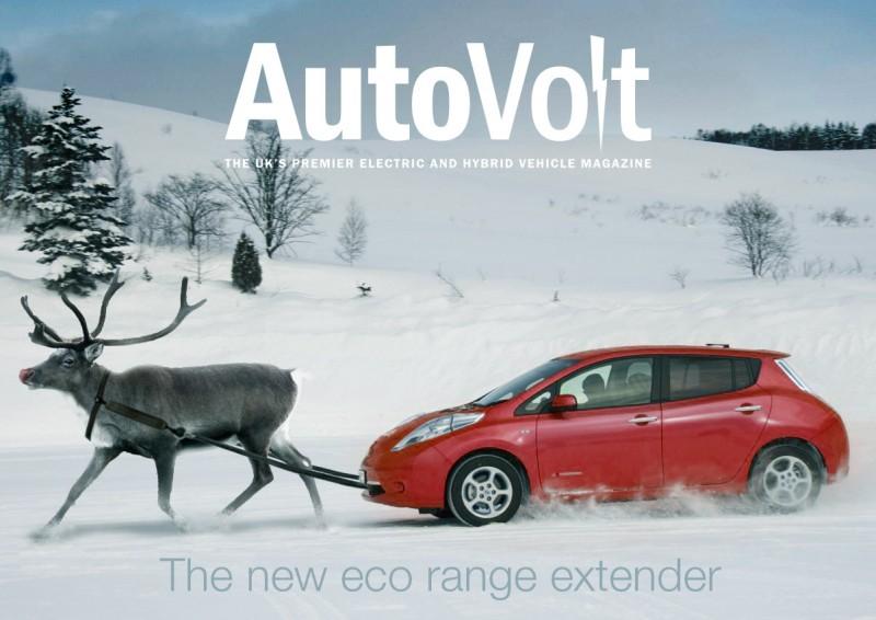 AutoVolt Reindeer-LEAF