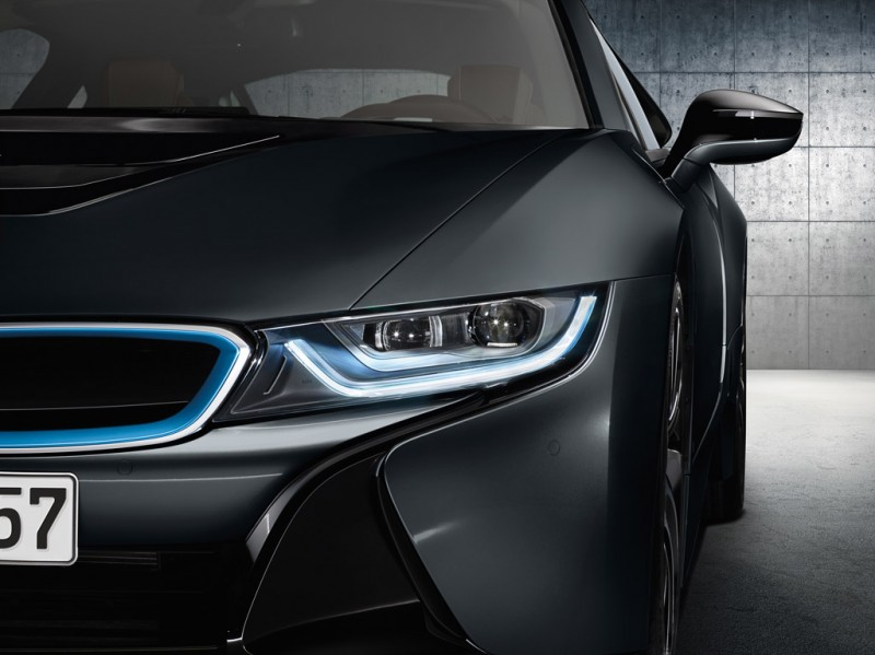BMW i8 Headlights