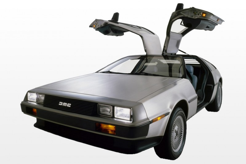DMCEV DeLorean Electric Car