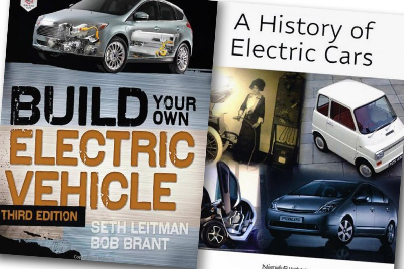 Electric Car Books