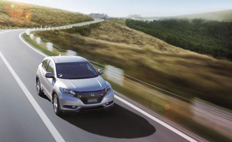 Honda Vezel Hybrid SUV