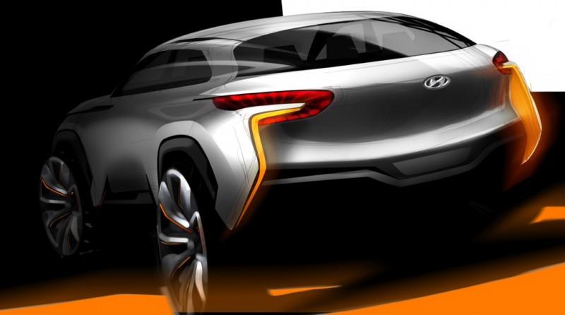 Hyundai Intrado Concept Art