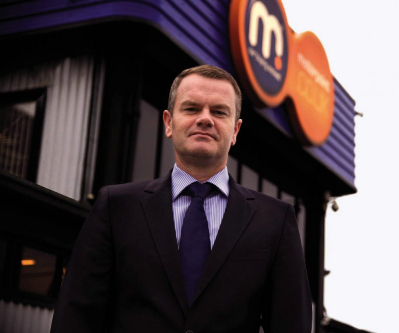 Mark Carpenter, Managing Director, Motorpoint