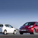 Nissan LEAF sales