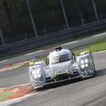Porsche 919 Hybrid testing at Monza