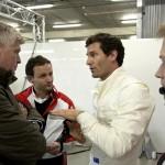 Marc Webber LMP1 - Test Portiamo