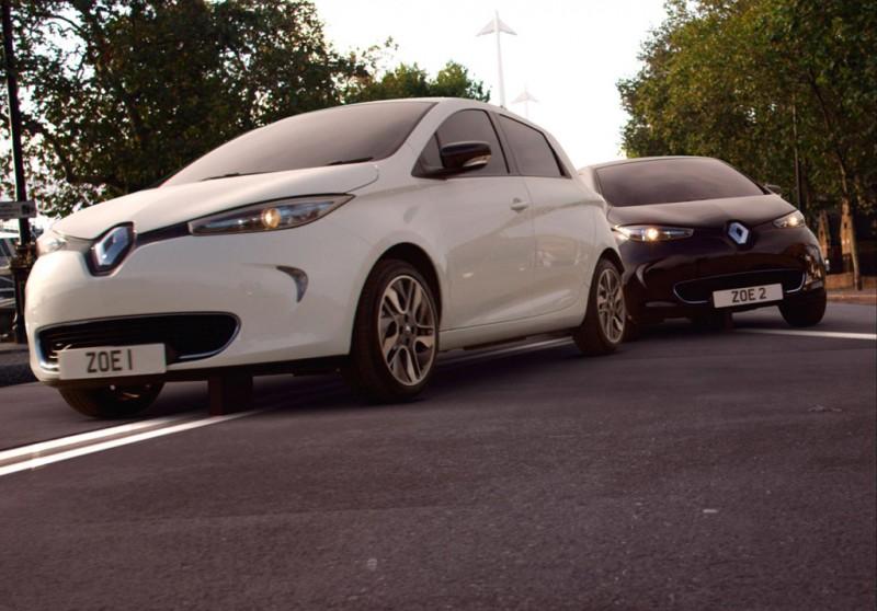 Renault ZOE Scalextric